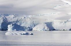 Antarctic coast royalty free stock images