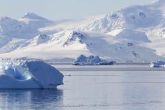 Antarctic coast stock images