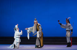 """Antarctic cockle-The fifth act Steal immortal-Kunqu Opera""""Madame White Snake"""" Stock Image"""