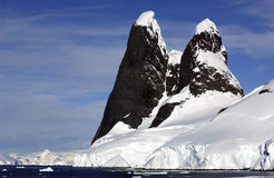 ANTARCTIC CONTINENT. Iceberg in sea - Antarctic continent Stock Images