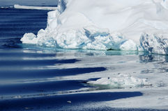 antarctic czystości fotografia stock