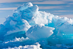 Antarctic Glacier Royalty Free Stock Photography
