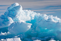 Antarctic Glacier Stock Images