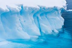 Antarctic glacier Stock Image