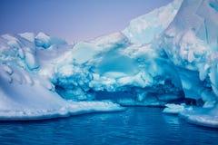 Antarctic Glacier Royalty Free Stock Images
