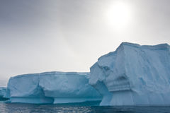 Antarctic iceberg Stock Photos