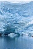 Antarctic iceberg Royalty Free Stock Images
