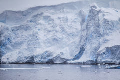 Antarctic Iceberg Image Royalty Free Stock Images