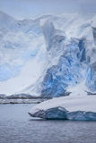 Antarctic Iceberg Photo Royalty Free Stock Photography