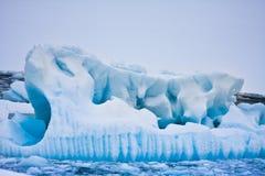 Antarctic iceberg Royalty Free Stock Photos