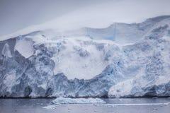 Antarctic Iceberg tranquil image Royalty Free Stock Photo