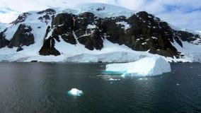 Antarctic - Iceburg Royalty Free Stock Photos