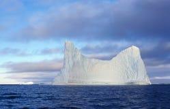 antarctic ja góra lodowa Obrazy Royalty Free