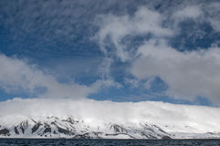 Antarctic landscape Stock Photos