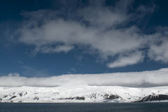Antarctic landscape Royalty Free Stock Photo
