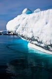 antarctic lodowiec Zdjęcia Stock
