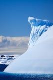 antarctic lodowiec Zdjęcia Royalty Free