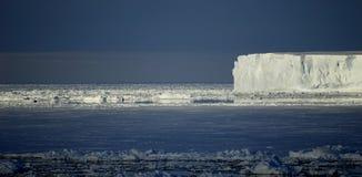 Antarctic mood. A table iceberg in sunshine Stock Photo