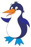 Antarctic penguin (vector clip Stock Images
