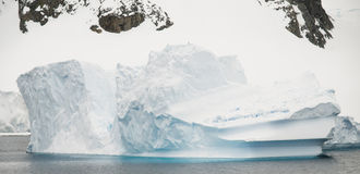 Antarctic Peninsula Iceberg Stock Images