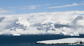 Antarctic Peninsula Scenery Stock Photos