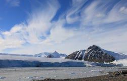 Antarctica. Beautiful landscape in Antarctica, very remote area Stock Images