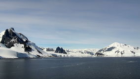 Antarctica stock footage