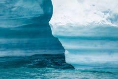 Antarctica - Antarctic Peninsula - Tabular Iceberg in Bransfield Stock Photos