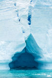 Antarctica - Antarctic Peninsula - Tabular Iceberg in Bransfield Royalty Free Stock Photos