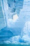 Antarctica - Antarctic Peninsula - Tabular Iceberg in Bransfield Royalty Free Stock Photography