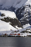 Antarctica - Argentine Research Base Stock Photography