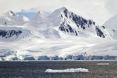 Antarctica - A Beautiful Day - Travel Destination Royalty Free Stock Photo