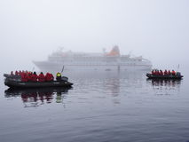 Antarctica Cruise Royalty Free Stock Images