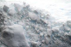 Antarctica - góry lodowa - zbliżenie Zdjęcia Royalty Free