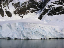 Antarctica Ice and Snow Royalty Free Stock Photos