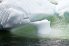 Antarctica - Icebergs - Closeup Royalty Free Stock Images