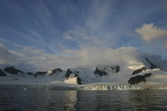 ANTARCTICA LANDSCAPE 1 Stock Photos