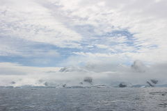 Antarctica - Landscape Stock Photo