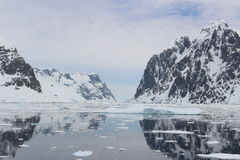 Antarctica - Landscape Royalty Free Stock Photography