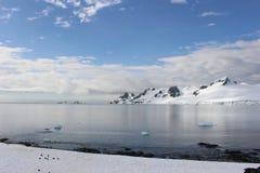 Antarctica - Landscape Stock Image