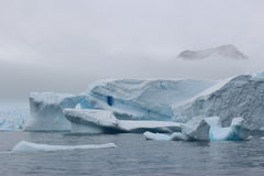 Antarctica - Landscape Royalty Free Stock Images