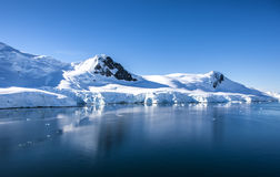 Antarctica landschap-13 Royalty-vrije Stock Foto's