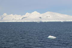 Antarctica - Landschap Royalty-vrije Stock Foto's