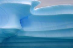 antarctica lodowiec zdjęcia stock