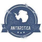 Antarctica ocena Zdjęcie Royalty Free