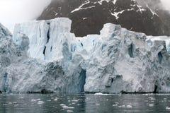 Antarctica Paradise Bay glacier Stock Image