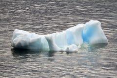 Antarctica - płytkowa góra lodowa Zdjęcia Stock