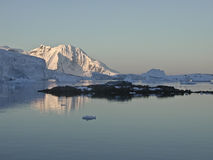 Antarctica sailing Stock Images