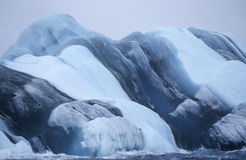 Antarctica Scotia Sea iceberg in water Stock Photo
