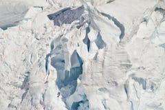 Antarctica - Snow Peaks Stock Images
